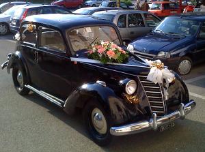 Anniversario di matrimonio di Giorgio Rocco e sua moglie Eralda