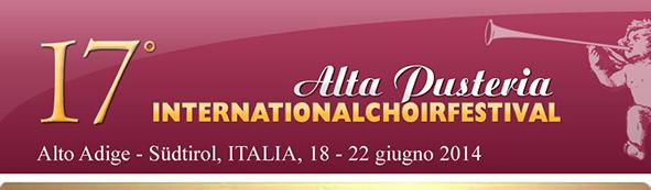 17° Festival Internazionale di Cori Alta Pusteria