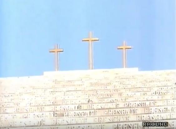 Nuovo video del coro a Redipuglia nel 1990